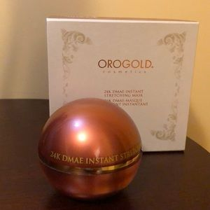 Orogold 24K DMAE instant stretching mask